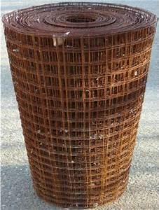 Treillis Soudé Castorama : grillage pour beton poteau beton cloture grillage blanc ~ Melissatoandfro.com Idées de Décoration