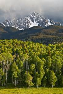 Mount Sneffels Colorado