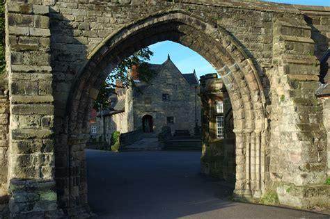 arch   priory repton  phil myott geograph