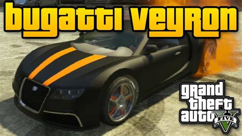If you enjoyed this video please consider helping out by leaving a like, comment, and subscribe if you enjoyed this video! GTA V: Adder/Bugatti Veyron Spawn Location ($1,000,000 Car For Free) - Best Car in GTA 5! - YouTube