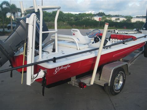 Yellowfin Skiff 17 by 2007 Yellowfin 17 Flats Skiff Upgraded Sept 2010 Buy