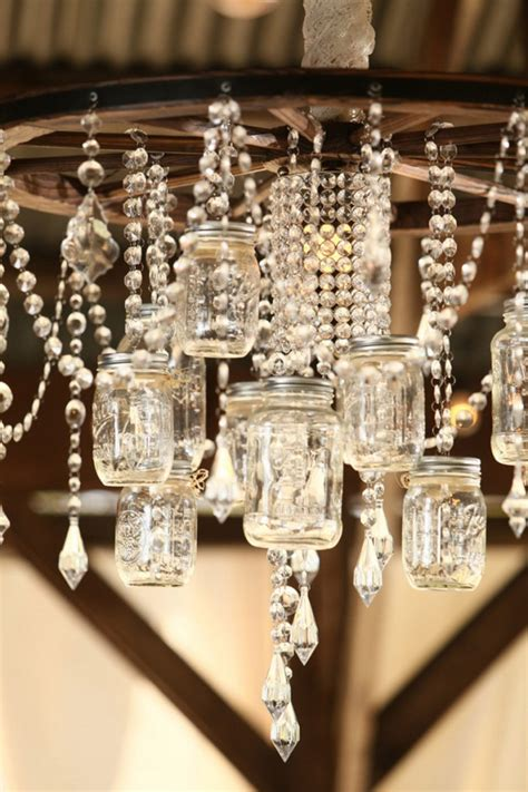 stunningly beautiful jar chandelier jar crafts