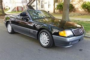 1992 Mercedes-benz 500sl For Sale On Bat Auctions