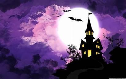 Spooky Desktop Wallpapers Halloween 4k Tv Ultra