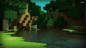 Epic Minecraft Backgrounds 72 Images