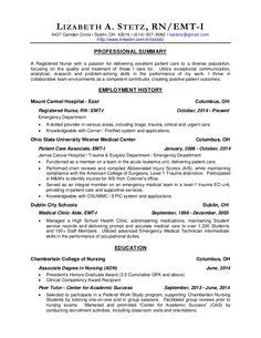 sle resume for anesthetist healthcare news