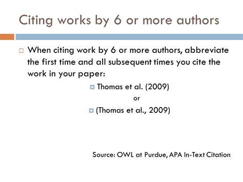 citation  authors  les citations