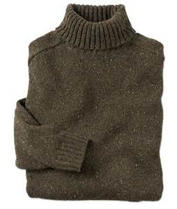 mens wool turtleneck sweater orvis wool donegal turtleneck sweater wool
