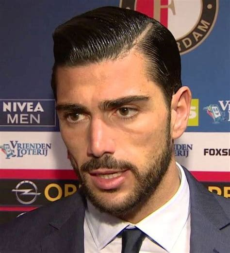Graziano Pelle Hairstyle ? Cool Men's Hair
