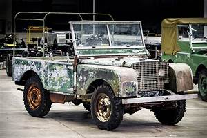 Land Rover Serie 1 : land rover series 1 prototype restoration hiconsumption ~ Medecine-chirurgie-esthetiques.com Avis de Voitures