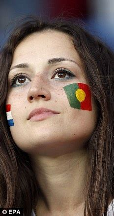 euro  sexiest fans  players  vying  footballing glory   country wins