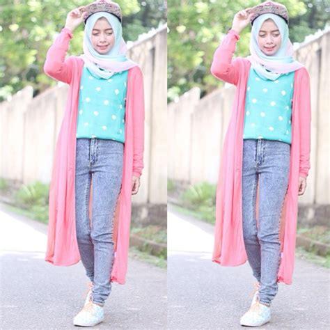 pilihan outer   hijabers