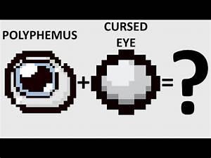The Binding Of Isaac: Rebirth - POLYPHEMUS + CURSED EYE ...