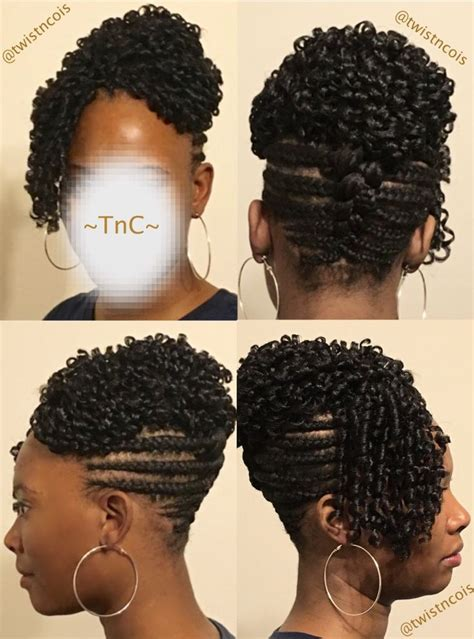 Black Updo Braids Hairstyles by Braid Updo With Soft Dread Crochetbraids Crochet Braids