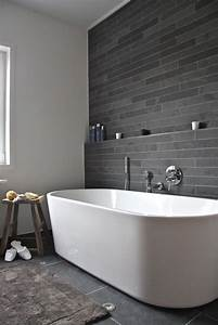Wall designs for bathrooms : Top tile design ideas for a modern bathroom