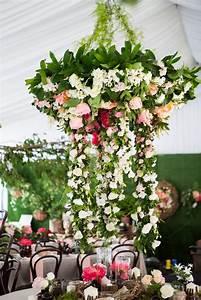 17 Wow Worthy Floral Chandelier Designs Mon Cheri Bridals