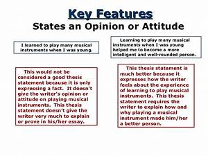 examples of good thesis statements for literary analysis