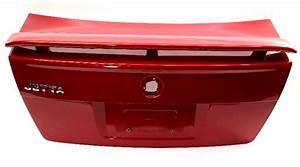 Trunk Lid Deck Boot W   Lip  U0026 Spoiler 99