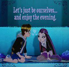 Dexter Charming and Raven Queen from Ever After High ...