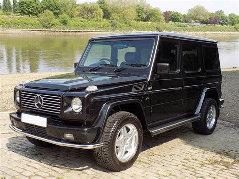 Classic Chrome  Mercedesbenz G500 Gwagon 2001 (51) Black