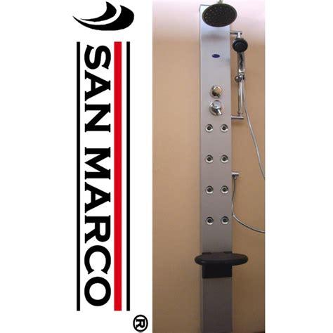 pannelli per doccia pannello box doccia idromassaggio con sedile relax ad 8