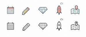 Free Icon Set: 10 Really Cool Animated GIFs - designrfix.com