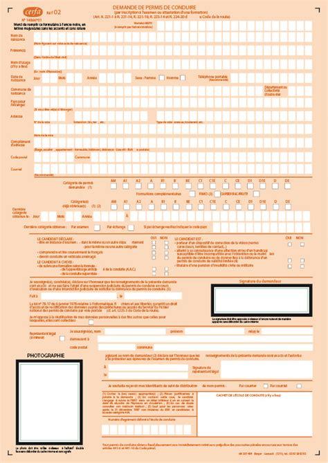attestation permis de conduire certificat dexamen du permis de conduire pdf cosmeticdirectory