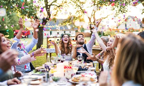 5 Casual Backyard Wedding Catering Menus