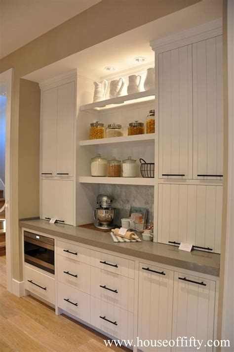 pictures of grey kitchen cabinets source house of fifty stunning kitchen with white 7458