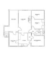 Simple House Floor Plan