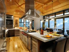 kitchen island with stove my kitchen design gourmande
