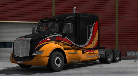 peterbilt 579 v1 02 1 30 x ets2 mods truck simulator 2 mods ets2mods lt