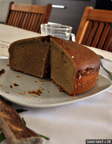cuisine saine fr recette sans sucre et sans gluten gâteau au citron à la