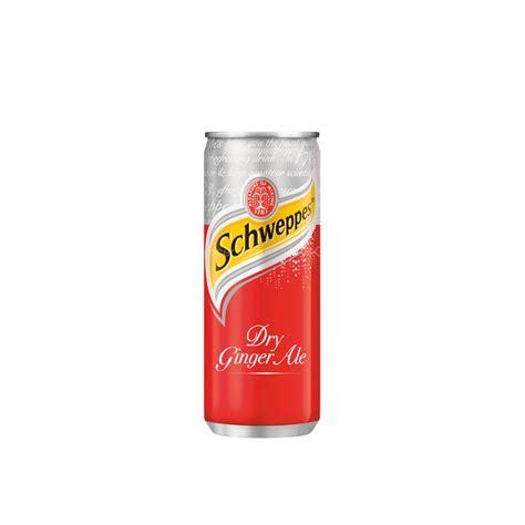 Jaya Grocer  Schweppes Dry Ginger Ale Sparkling Flavoured