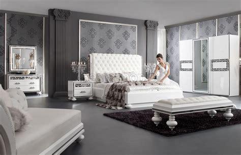 chambres à coucher design chambre moderne noir et blanc