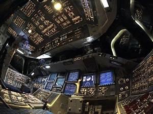 Space Shuttle Cockpit - Pics about space