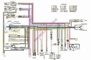 Yamaha Sr250 Simplified Wiring Diagram