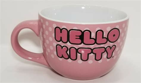 38% off mini smart cup mug warmer electric heater coffee mug 18w water bottle warmer home office with timer 2 temperatures settings 0 review cod. Hello Kitty 24 oz Ceramic Coffee Soup Mug | eBay