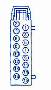 2004 Ford F 150 Lariat Fuse Box Diagram