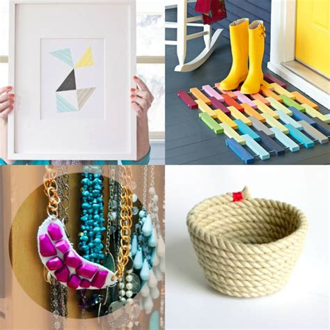 interior creative diy project ideas with easy and cheap stuffs around you luxury busla home