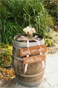 vineyard wedding invitations country wedding ideas 20 ways to use wine barrels