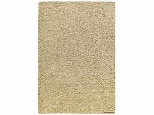 tapis 133x180 cm 100 polypropylene shaggy beige vente With tapis shaggy avec canape longueur 300 cm
