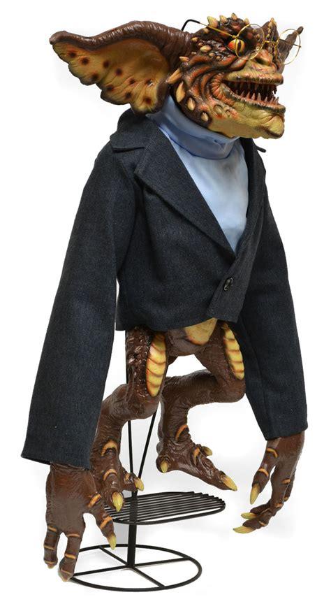 gremlins  brain gremlin stunt puppet prop replica