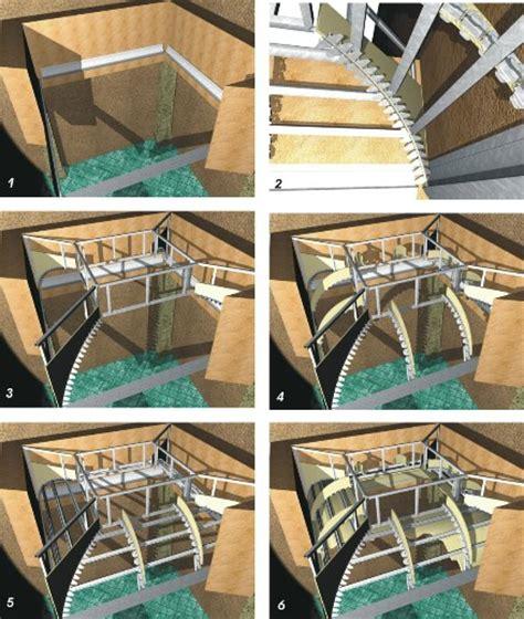 cupola a padiglione soffitti curvi volta a padiglione vertebra controsoffitti