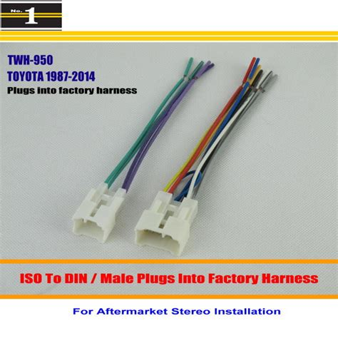 Toyotum Radio Wiring Adapter by Toyota Radio Wiring Harness Promotion Shop For Promotional