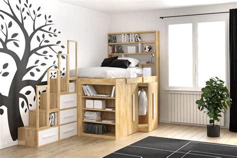 Stauraum Schlafzimmer Ideen by Wenig Platz Kleines Zimmer Kleine Wohnung Viel Stauraum