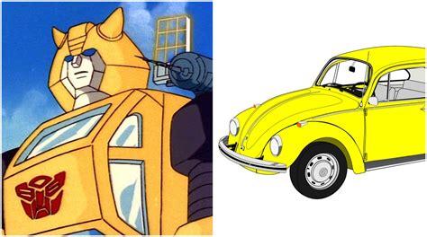 volkswagen bumblebee the transformers 10 autos que representaban a los autobots