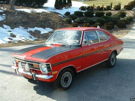 1969 Opel Kadett just a car 1969 opel kadett rallye quot best in the