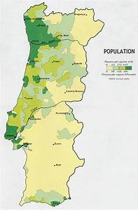 Portugal Maps - Perry-casta U00f1eda Map Collection