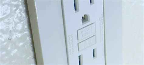 rules  gfci outlets    install